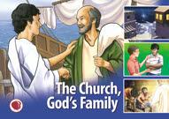 Biserica, familia lui Dumnezeu