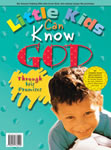 Little kids can know God through His promises